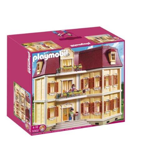 playmobil 5302 jeu de construction maison de ville. Black Bedroom Furniture Sets. Home Design Ideas