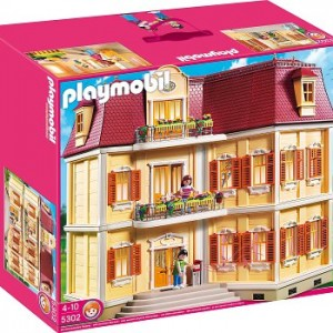 playmobil 5302 jeu de construction maison de ville. Black Bedroom Furniture Sets. Home Design Ideas