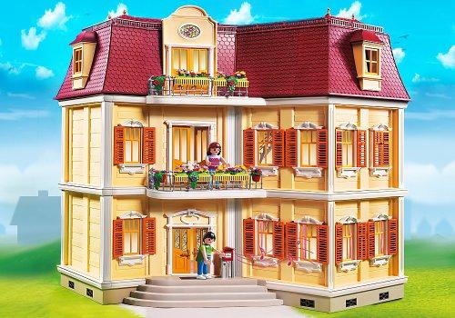 playmobil 5302 jeu de construction maison de ville jeuxvideo destock. Black Bedroom Furniture Sets. Home Design Ideas