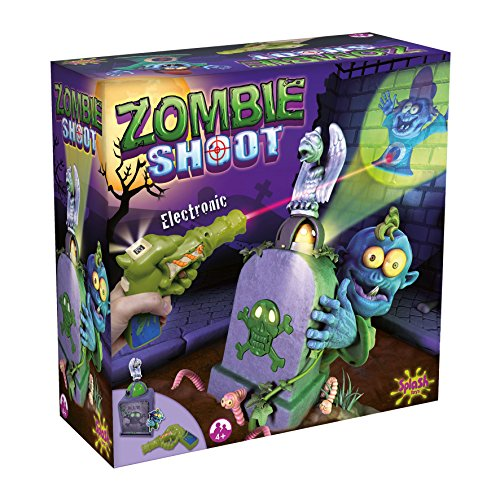 splash toys 56003 jeu de tir zombie shoot jeuxvideo destock. Black Bedroom Furniture Sets. Home Design Ideas