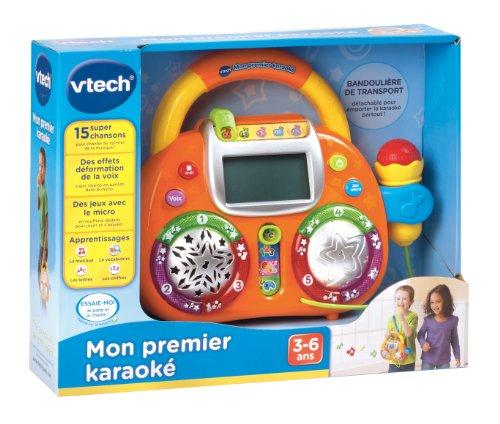 vtech 141505 jouet musical mon premier karaoke. Black Bedroom Furniture Sets. Home Design Ideas